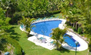 Luxury apartment for sale in Sierra Blanca, on The Golden Mile, Marbella 1956