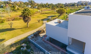 Modern Contemporary Villas for sale in New Development, Frontline Golf in Estepona - Marbella 2068