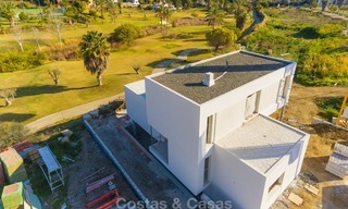Modern Contemporary Villas for sale in New Development, Frontline Golf in Estepona - Marbella 2071