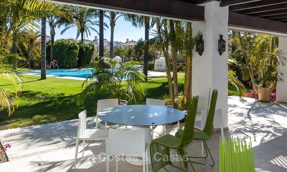 Modern Contemporary Villas for sale in New Development, Frontline Golf in Estepona - Marbella 2702