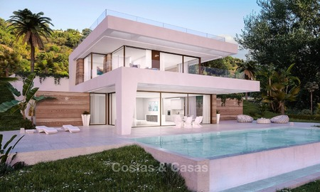 Bespoke Modern Contemporary Designer Villas for sale in Marbella, Benahavis, Estepona, Mijas and on the whole Costa del Sol 2099