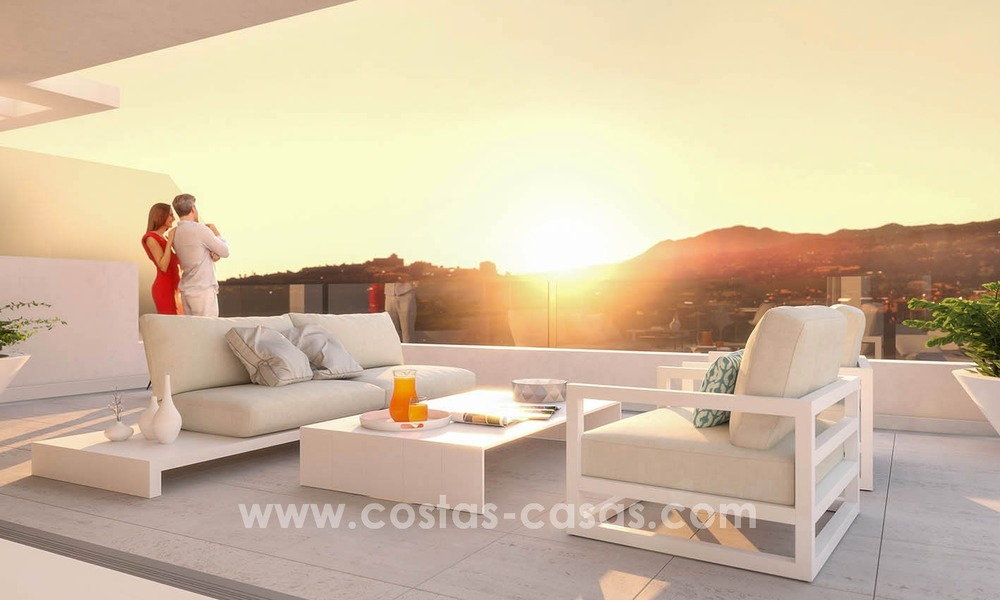 Opportunity! New Modern Apartments for sale in Marbella - Estepona 2162