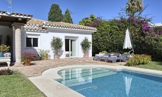 Beachside Villa - Bungalow for sale, on The New Golden Mile, at walking distance from the Beach, Marbella, Estepona 2201