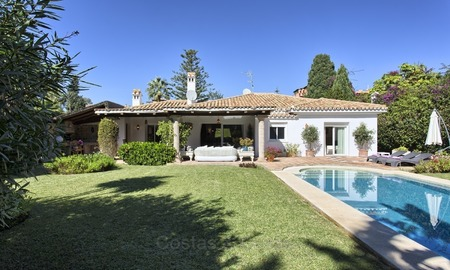 Beachside Villa - Bungalow for sale, on The New Golden Mile, at walking distance from the Beach, Marbella, Estepona 2203