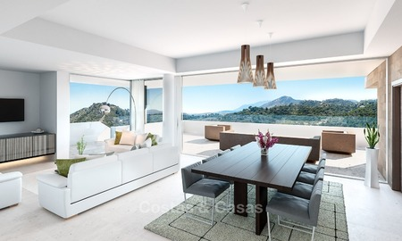 Opportunity to Purchase a Luxurious, Contemporary Villa at Pre-Completion Price in Benahavis, Marbella 2291