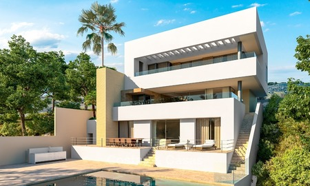 Opportunity to Purchase a Luxurious, Contemporary Villa at Pre-Completion Price in Benahavis, Marbella 2293