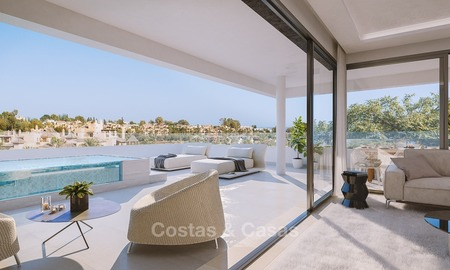 Luxury Development with Exclusive, Contemporary Boutique Style Apartments with private pool for sale in Marbella - Estepona 2300