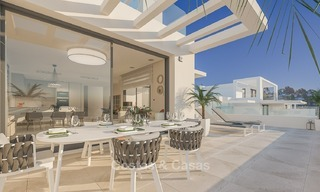 Contemporary, Modern Apartments for sale, located near the Beach and Golf, Estepona - Marbella 2404