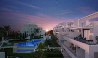 Contemporary, Modern Apartments for sale, located near the Beach and Golf, Estepona - Marbella 2405