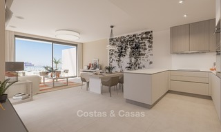 Contemporary, Modern Apartments for sale, located near the Beach and Golf, Estepona - Marbella 2406