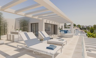 Contemporary, Modern Apartments for sale, located near the Beach and Golf, Estepona - Marbella 2408