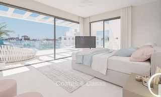 Contemporary, Modern Apartments for sale, located near the Beach and Golf, Estepona - Marbella 2409