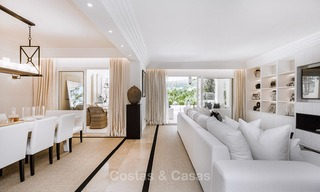 Frontline golf, modern renovated luxury apartment for sale in Nueva Andalucia - Marbella 2913