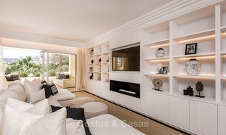 Frontline golf, modern renovated luxury apartment for sale in Nueva Andalucia - Marbella 2916