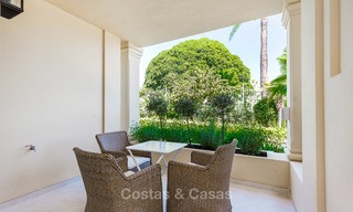 Frontline golf, modern renovated luxury apartment for sale in Nueva Andalucia - Marbella 2921