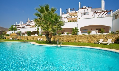 New apartments and penthouses for sale in Nueva Andalucía, Marbella 2507