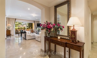 Frontline golf, luxurious Apartment for sale in Nueva Andalucia - Marbella 4079