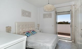 Apartment for sale with sea view on the Golden Mile at walking distance from the beach and Marbella center 2637