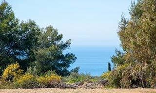 Contemporary, Modern Villas with Sea Views for sale at Walking distance to the Beach and Marina - Marbella East - Mijas 2732