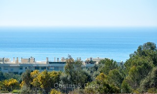 Contemporary, Modern Villas with Sea Views for sale at Walking distance to the Beach and Marina - Marbella East - Mijas 2734
