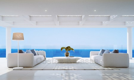 Exclusive New, Modern Front line beach Apartments for sale, New Golden Mile, Marbella - Estepona 3047