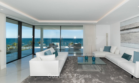 Exclusive New, Modern Front line beach Apartments for sale, New Golden Mile, Marbella - Estepona 3001