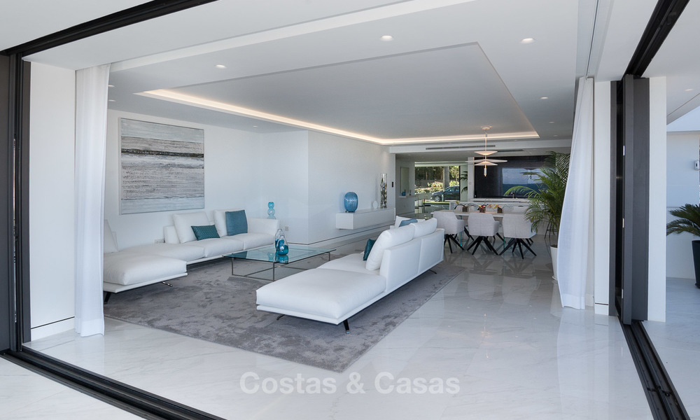 Exclusive New, Modern Front line beach Apartments for sale, New Golden Mile, Marbella - Estepona 3007