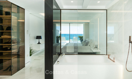 Exclusive New, Modern Front line beach Apartments for sale, New Golden Mile, Marbella - Estepona 3011