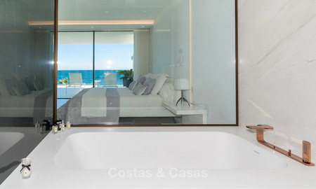Exclusive New, Modern Front line beach Apartments for sale, New Golden Mile, Marbella - Estepona 3014