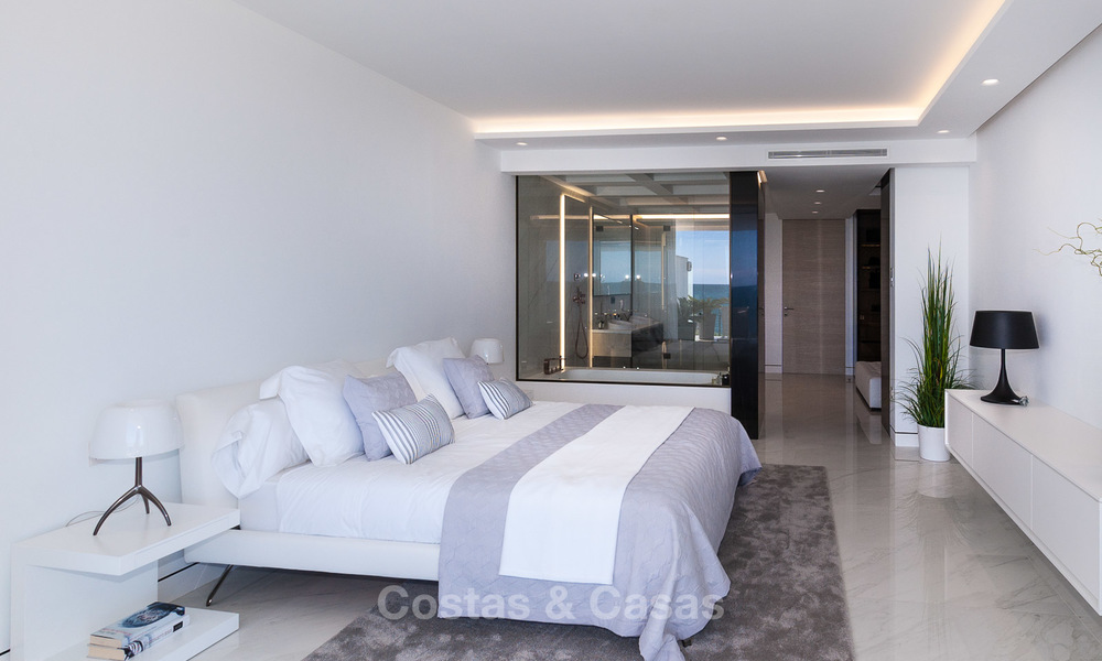 Exclusive New, Modern Front line beach Apartments for sale, New Golden Mile, Marbella - Estepona 3016