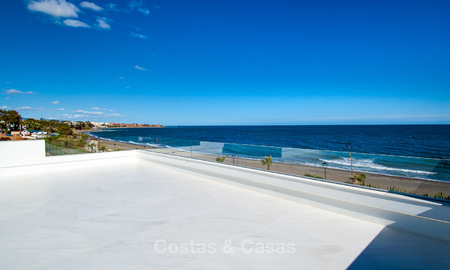 Exclusive New, Modern Front line beach Apartments for sale, New Golden Mile, Marbella - Estepona 3021