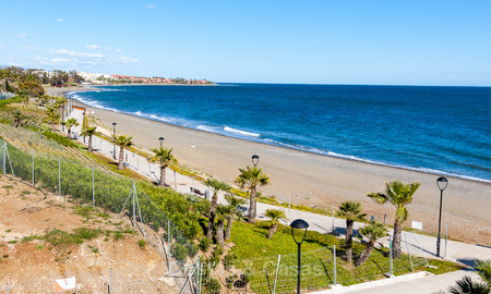 Exclusive New, Modern Front line beach Apartments for sale, New Golden Mile, Marbella - Estepona 3023