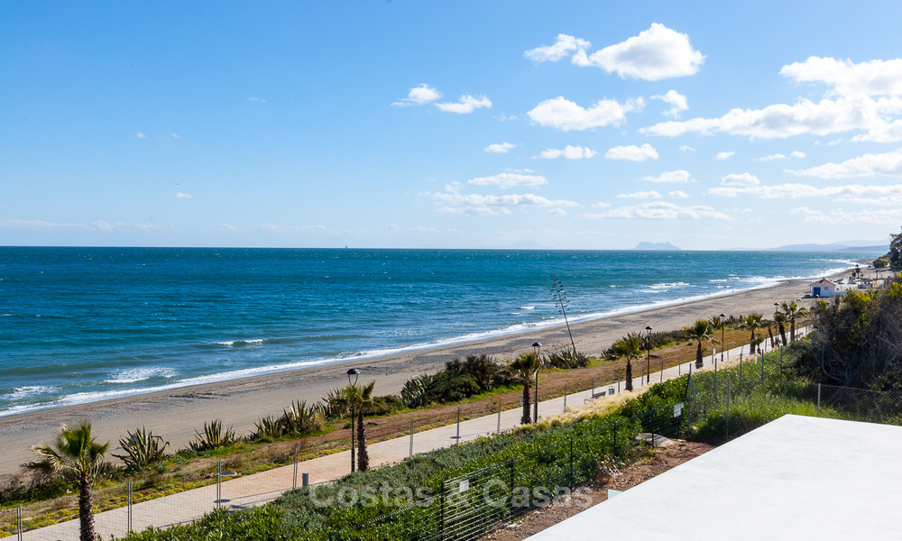 Exclusive New, Modern Front line beach Apartments for sale, New Golden Mile, Marbella - Estepona 3024
