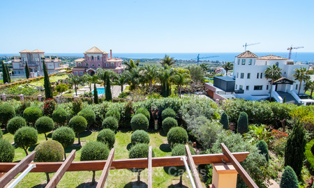 Luxury Penthouse Apartment for Sale in a Five Star Golf Resort on the New Golden Mile in Benahavis - Marbella 3084