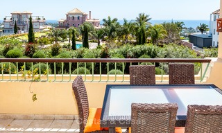 Luxury Penthouse Apartment for Sale in a Five Star Golf Resort on the New Golden Mile in Benahavis - Marbella 3058