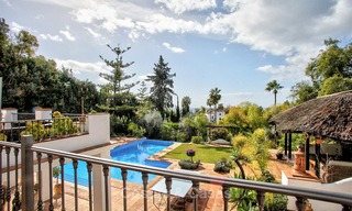 Spacious villa for sale on the Golden Mile in Marbella 3344