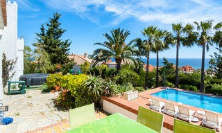 Villa to Be Renovated For Sale in Estepona, Costa del Sol, With Stunning Sea Views and Near The Beach 3189