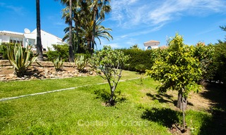 Villa to Be Renovated For Sale in Estepona, Costa del Sol, With Stunning Sea Views and Near The Beach 3192
