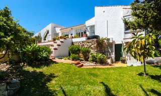 Villa to Be Renovated For Sale in Estepona, Costa del Sol, With Stunning Sea Views and Near The Beach 3185