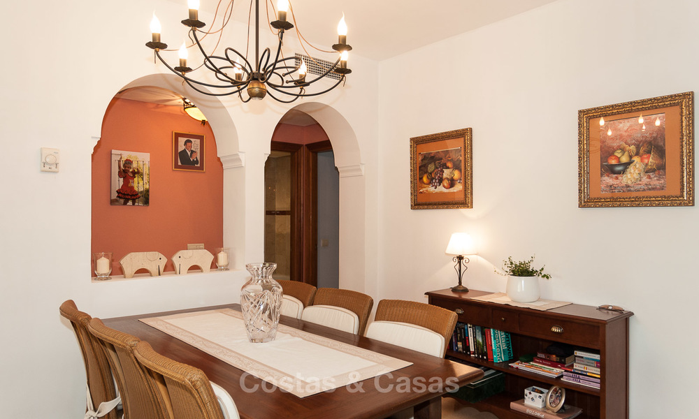 Cosy, Comfortable Apartment For Sale, in Costalista, Beach Side of the New Golden Mile, Between Marbella and Estepona 3198