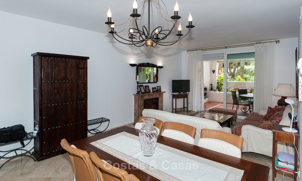 Cosy, Comfortable Apartment For Sale, in Costalista, Beach Side of the New Golden Mile, Between Marbella and Estepona 3203