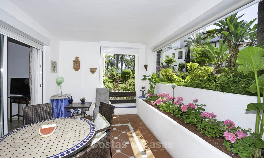 Cosy, Comfortable Apartment For Sale, in Costalista, Beach Side of the New Golden Mile, Between Marbella and Estepona 12710