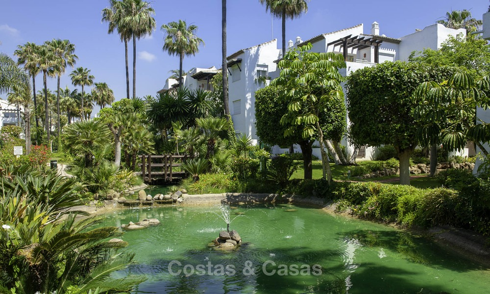 Cosy, Comfortable Apartment For Sale, in Costalista, Beach Side of the New Golden Mile, Between Marbella and Estepona 12719