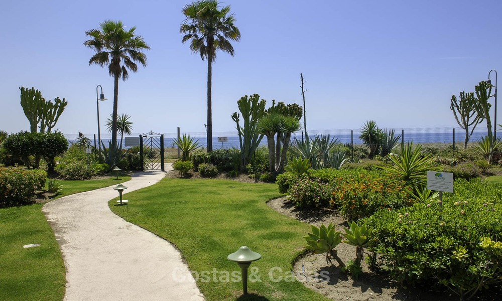 Cosy, Comfortable Apartment For Sale, in Costalista, Beach Side of the New Golden Mile, Between Marbella and Estepona 12707
