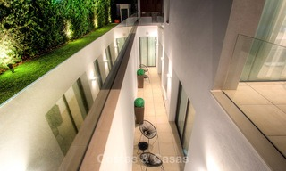 Contemporary, Newly Built Beachside Villa for Sale in Puerto Banus, Marbella 3462