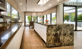 Contemporary, Newly Built Beachside Villa for Sale in Puerto Banus, Marbella 3436