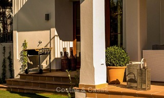 Ready to move in new villa for sale, first line golf in a gated golf resort, New Golden Mile, Marbella - Estepona 3535