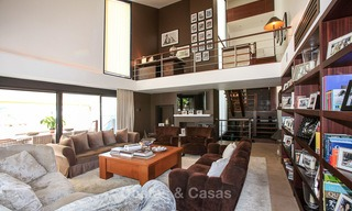Contemporary design luxury villa for sale in Nueva Andalucia, Marbella 3729