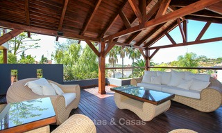 Contemporary design luxury villa for sale in Nueva Andalucia, Marbella 3739