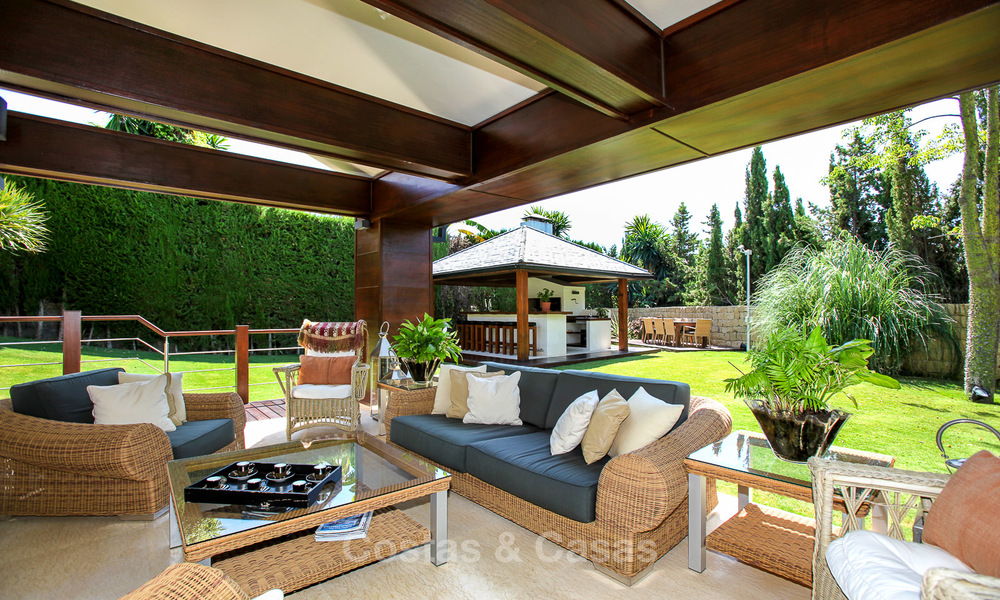 Contemporary design luxury villa for sale in Nueva Andalucia, Marbella 3746
